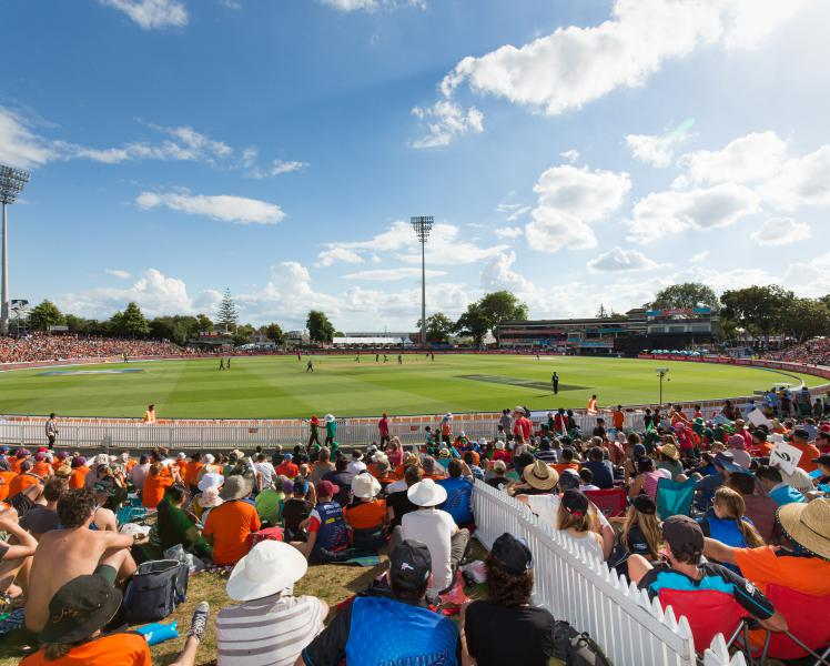 Seddon Park to feature in Blackcaps home schedule